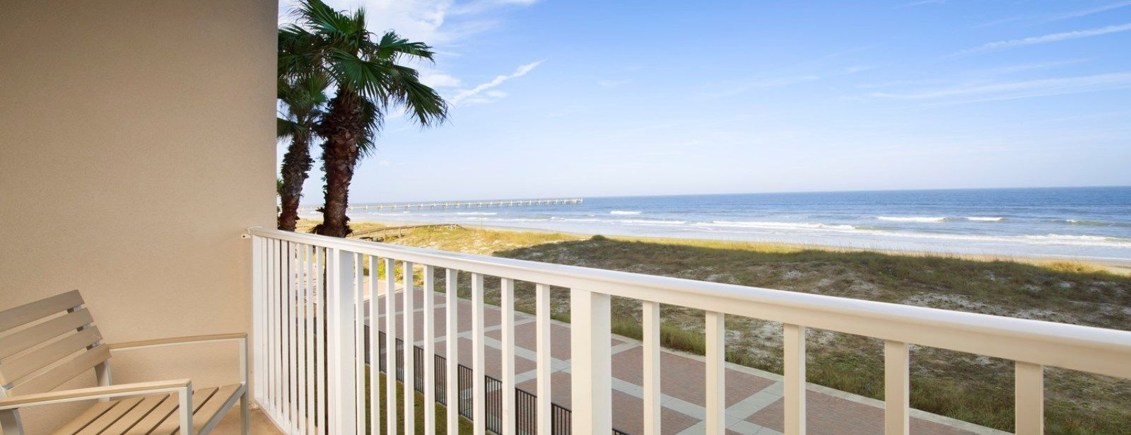 Jacksonville Beach Accommodations - King Suite